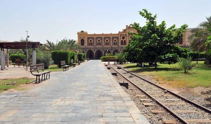 Железная дорога Хиджаза - моя давняя мечта