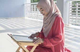 Как должна покрываться мусульманка?