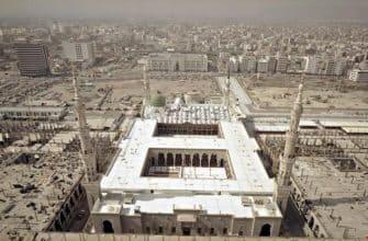 Героизм и самоотверженность сподвижников во время подготовки против осады Медины